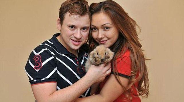 Андрей Гайдулян и Диана Очилова сыграли свадьбу