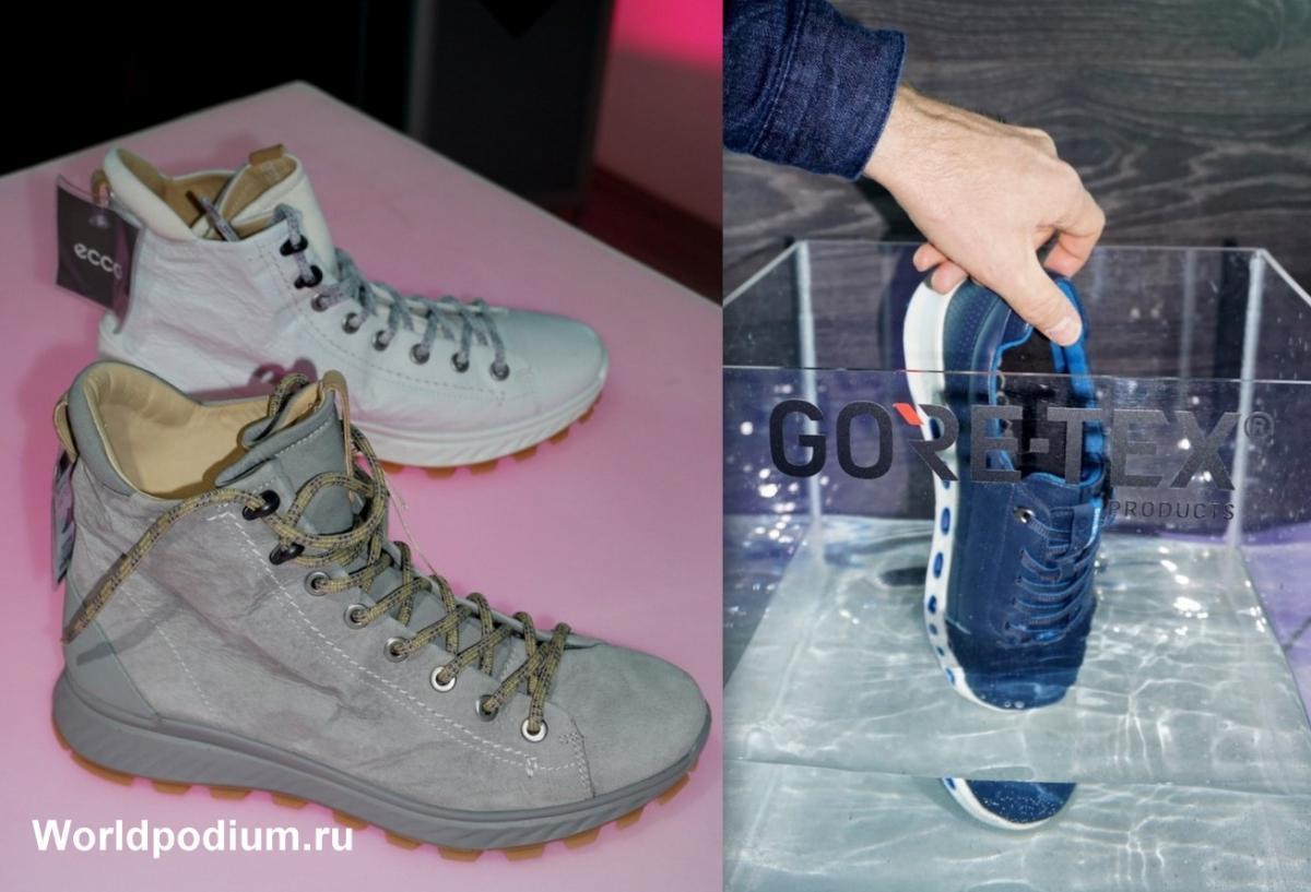 Бренд ЕССО презентовал новую коллекцию Обуви и Аксессуаров сезона SS19