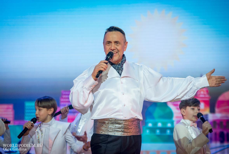 «По морю жизни», - юбилейный концерт Рената Ибрагимова