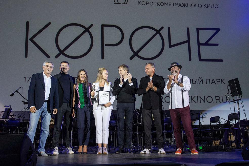 """6-й Российский фестиваль """"Короче"""" объявил победителей"""