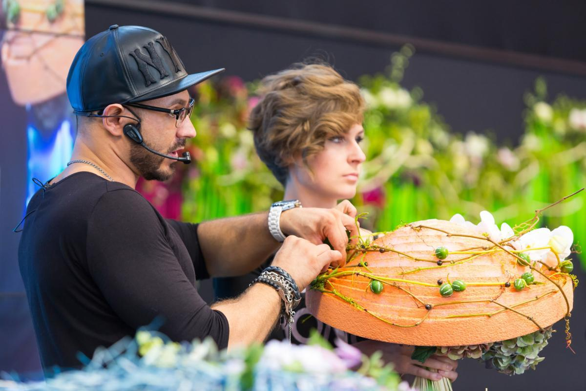 ВДНХ приглашает на цветочную ярмарку «ЦВЕТЫ FEST»