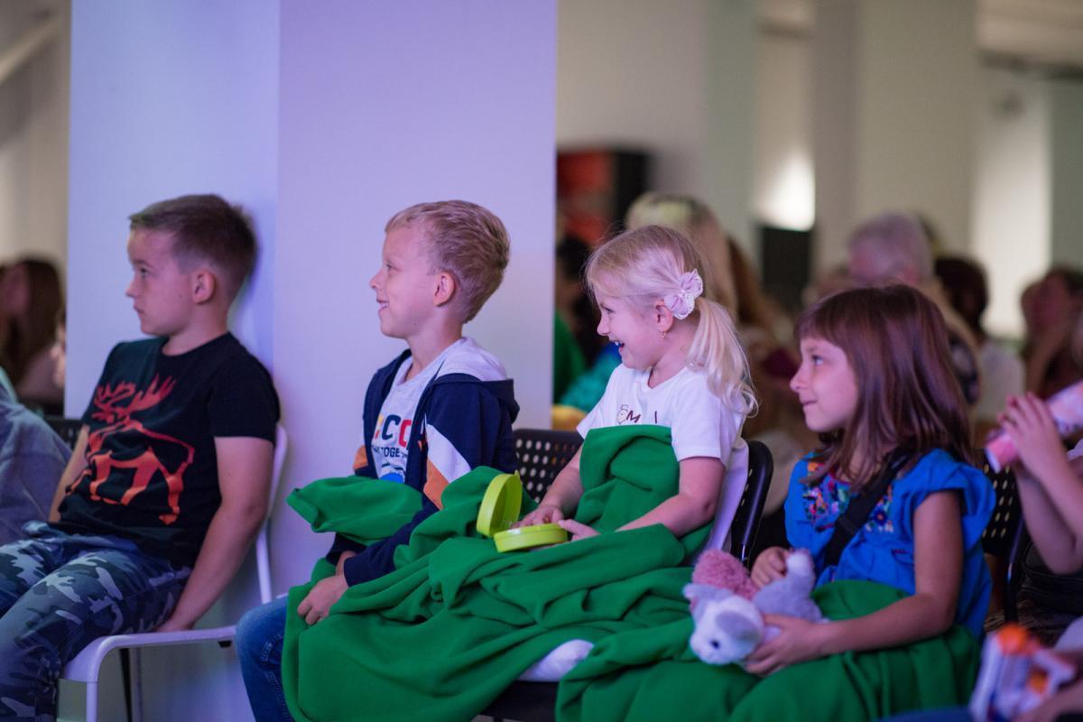 Образование под музыку: на ВДНХ стартует цикл для детей «Сказки с квартетом»