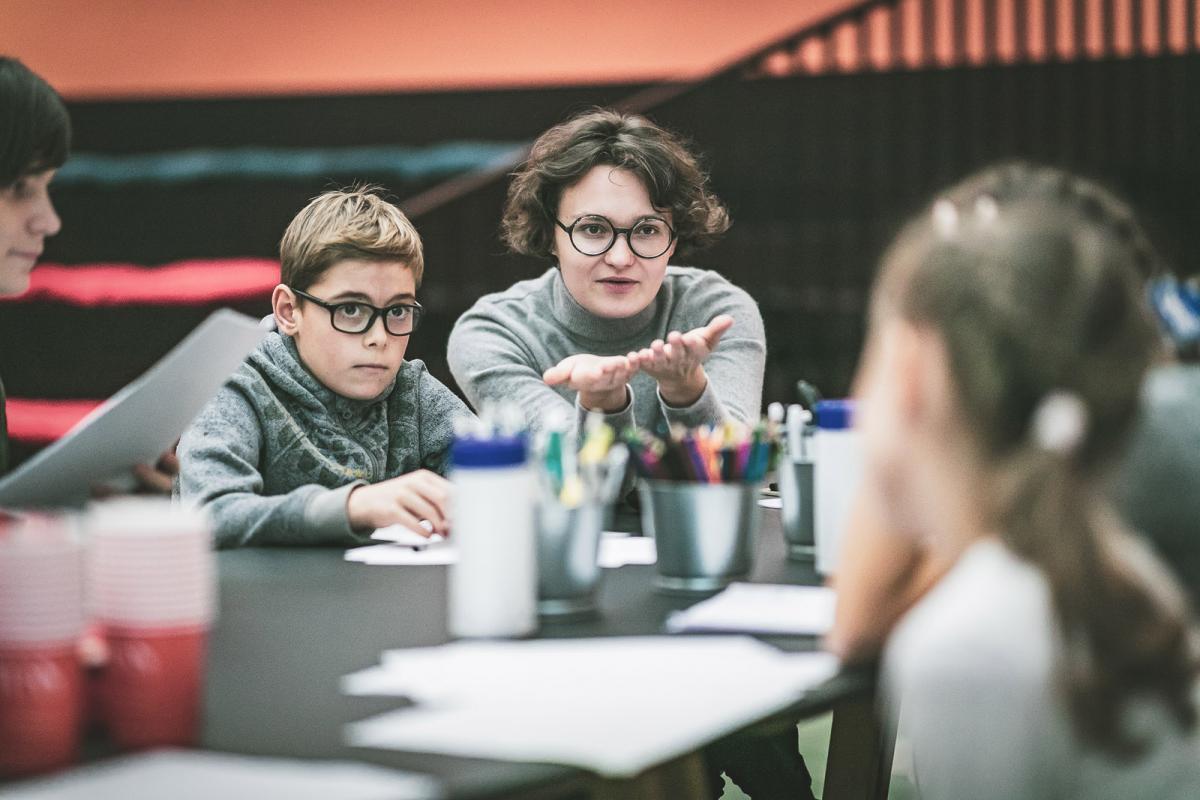 Курс для детей о журналистике стартует в Центре «Слово» на ВДНХ