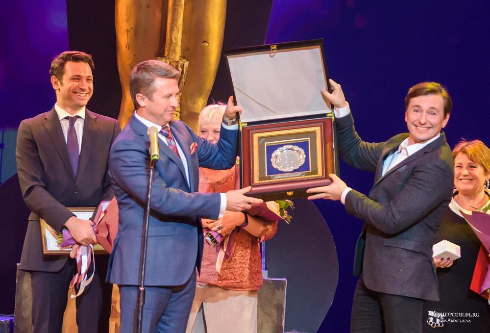 «Пять лет в полёте!» - Московский Губернский театр отметил первый юбилей