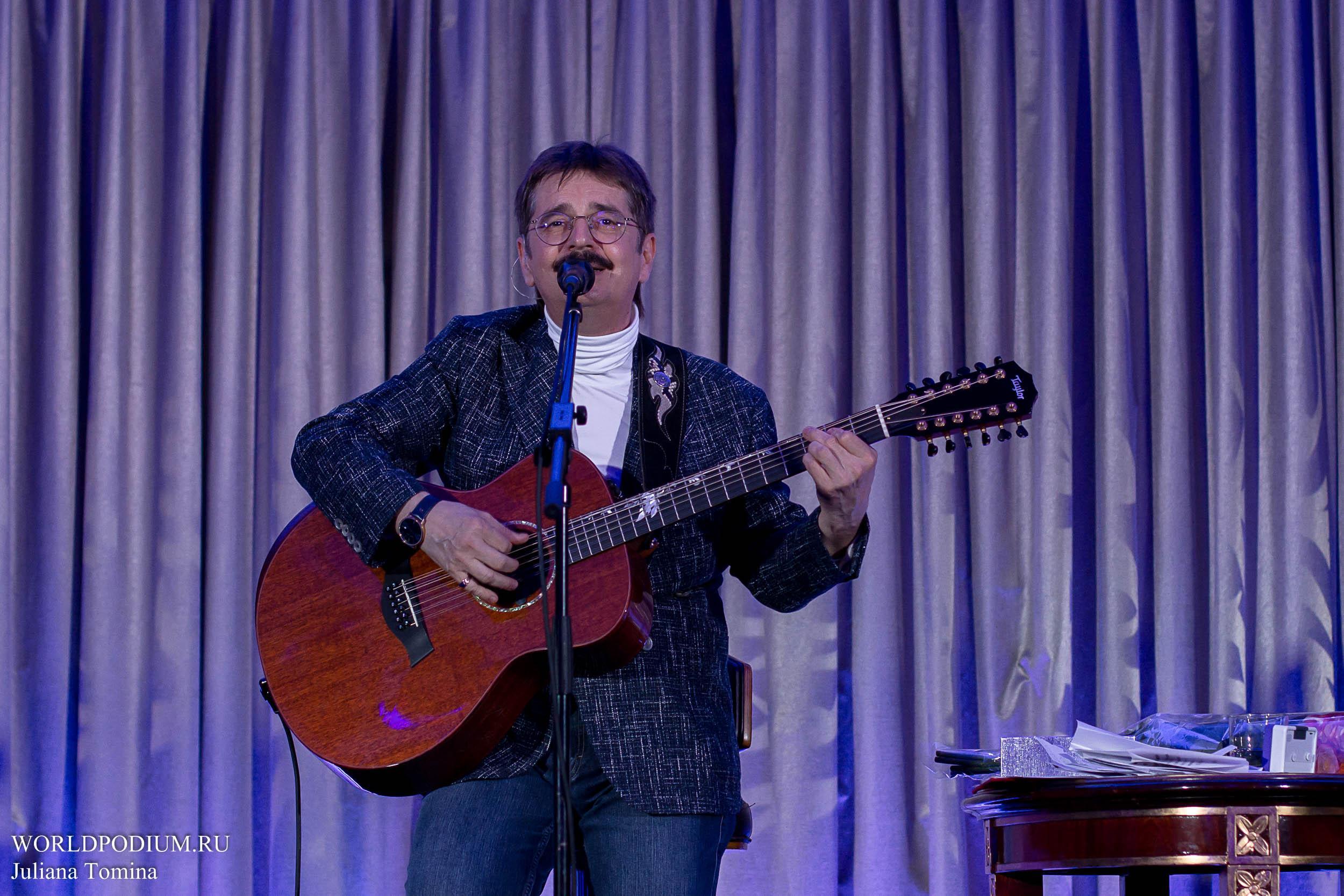 Сольный концерт Виктора Третьякова в Дипломатическом зале Кремля: «В нашей жизни всё взаимосвязано!»