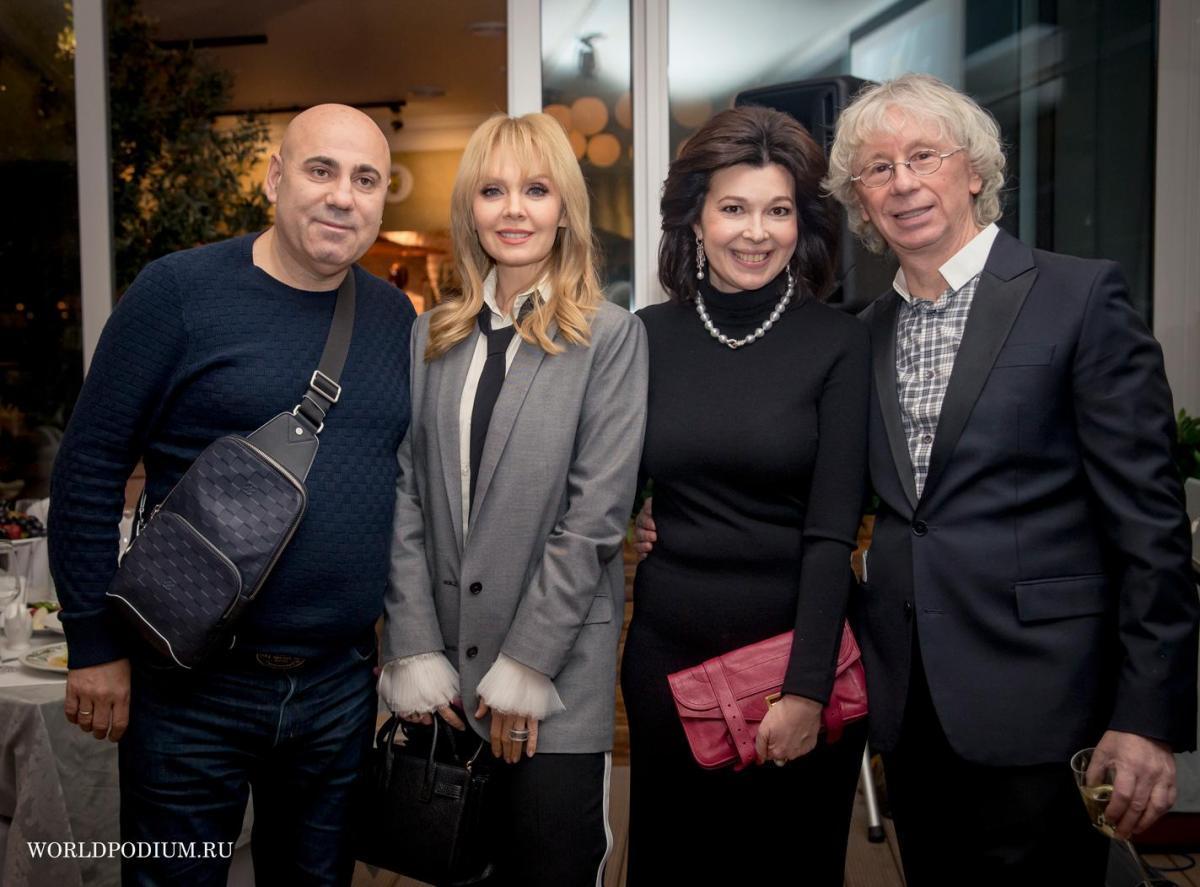 Иосиф Пригожин рассказал о съемках Валерии в турецком клипе