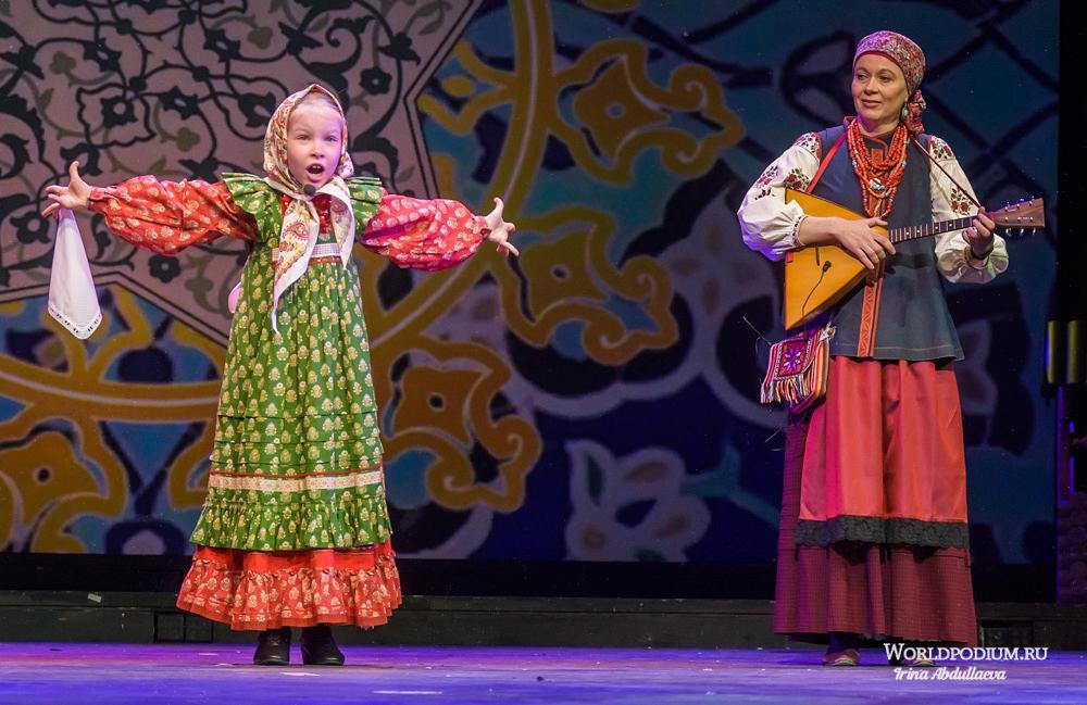 В Москве прошёл Гала-концерт Московского городского открытого детско-юношеского фольклорного фестиваля «FOLK БЕЗ ГРАНИЦ»
