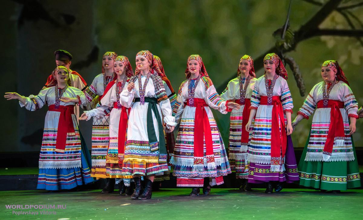 «Ярмарка красок!», - ежегодный фестиваль «FOLK БЕЗ ГРАНИЦ»!