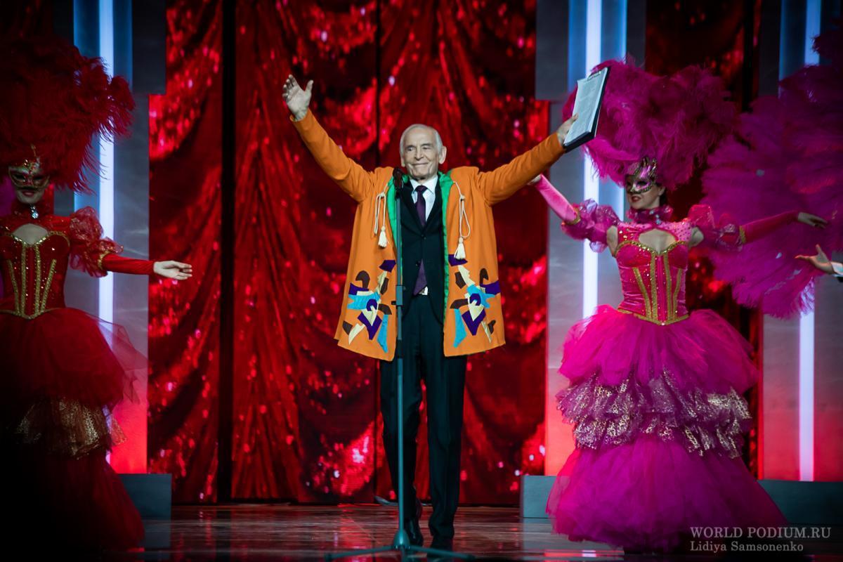 «Честь имею!» - юбилейный вечер Василия Ланового в Кремле