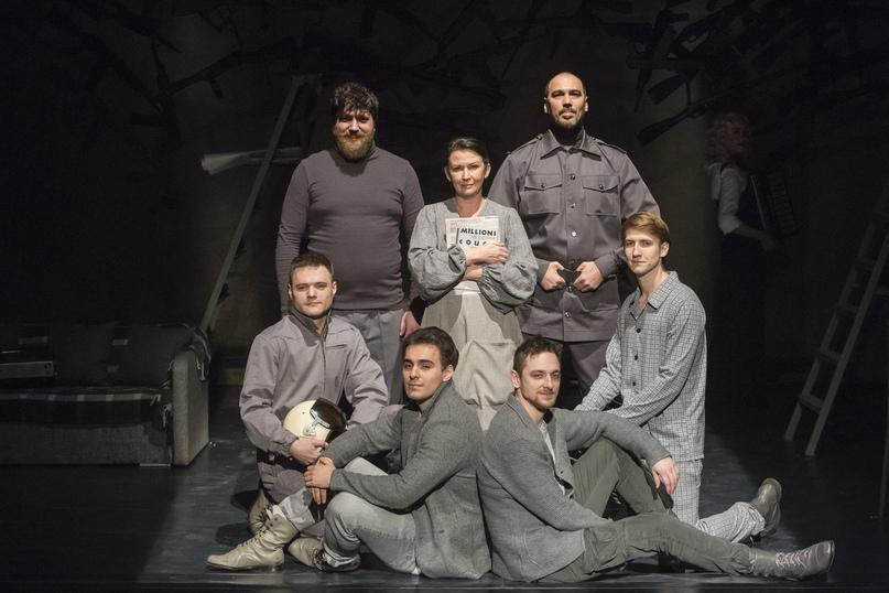 «Разве есть что-нибудь более ценное, чем человеческая жизнь?» - премьера спектакля «Сердце матери» в Московском Губернском театре