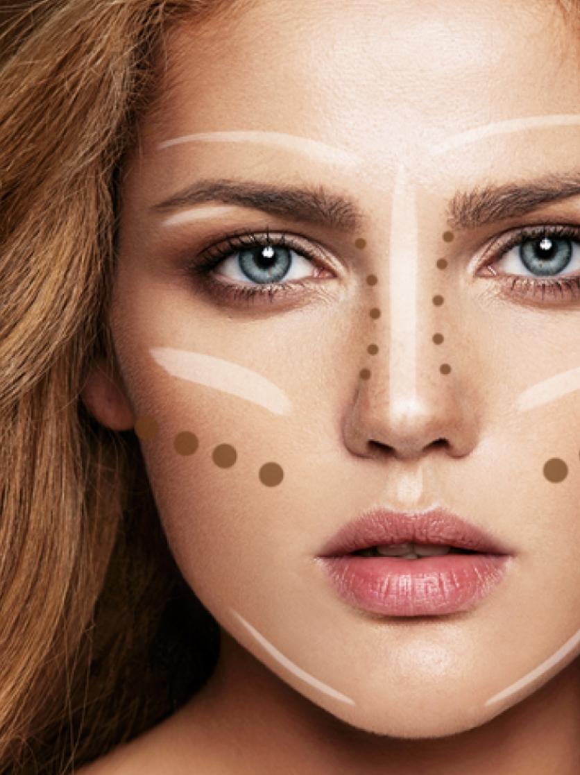 Утончённая красота в сочетании с многофункциональностью: совершенный контур и тон лица