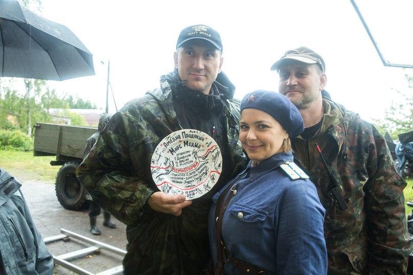 Ирина Пегова в образе комиссарши: первые фото со съемок сериала