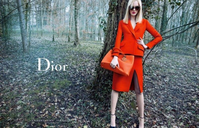 Осенне-зимняя коллекция Dior