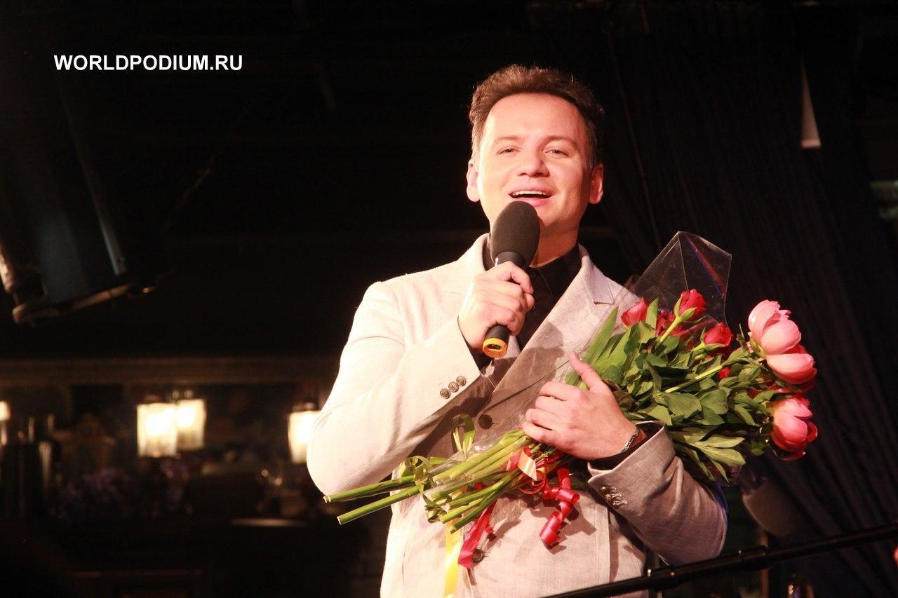 Презентация альбома Александра Олешко на музыку Андрея Косинского: «Будут времени не властны все стихии нашей жизни!..»