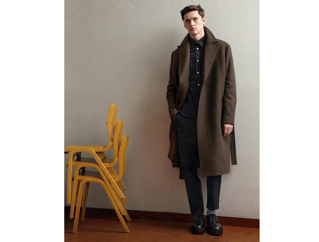 H&M Studio запустили мужскую линию