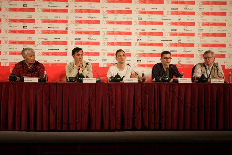 Отчет о пресс-конференции по фильму «24 снега»