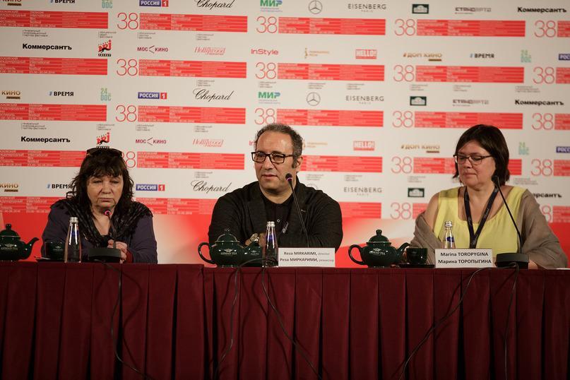 Отчет о пресс-конференции по фильму «Дочь»