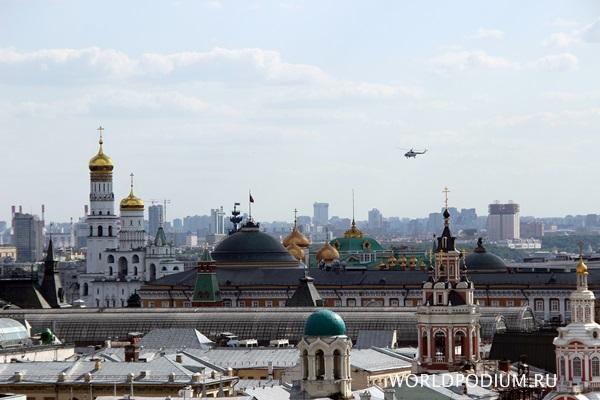 Музеи Московского Кремля возобновят прием посетителей 3 июля
