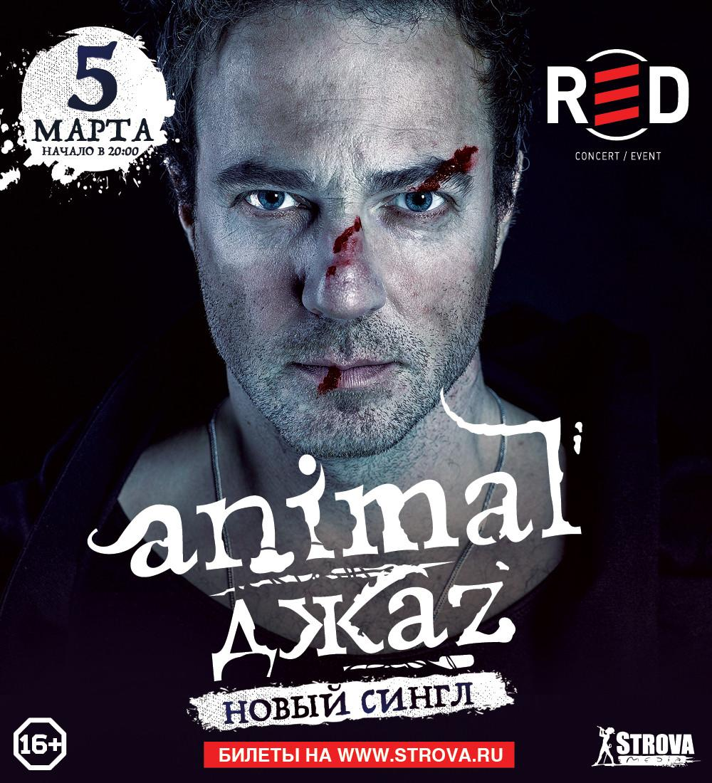 «Гореть, любить и ждать весны» с группой «Animal ДжаZZ»!