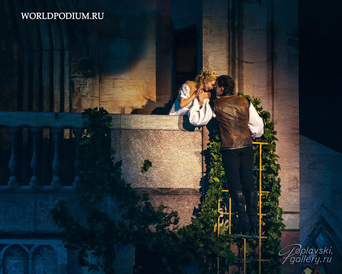 С 1 по 11 ноября в Москве пройдёт шоу «Ромео и Джульетта» Авербуха - самое успешное ледовое шоу в России