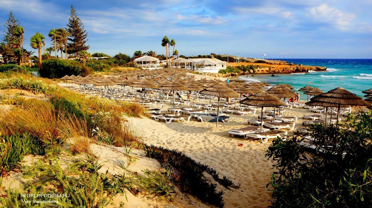 Молодёжная столица Кипра - Айя-Напа