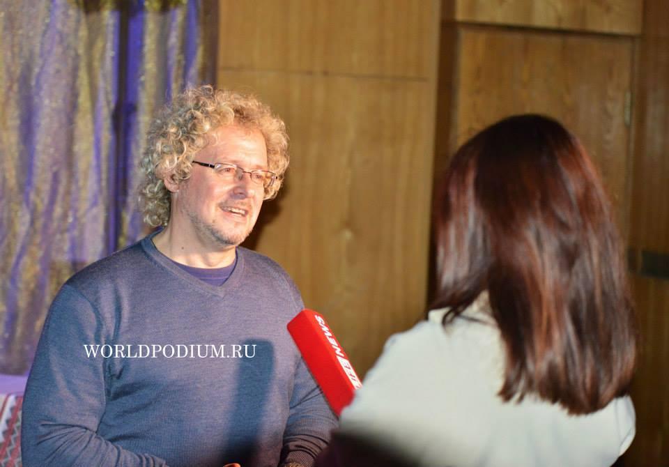 «Свой Путь!»: Андрей Билль отмечает День рождения