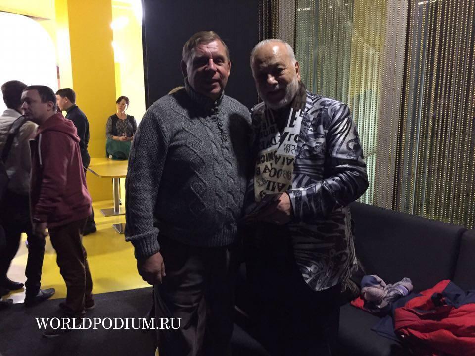 Свой среди своих: Егор Шилов - forever!