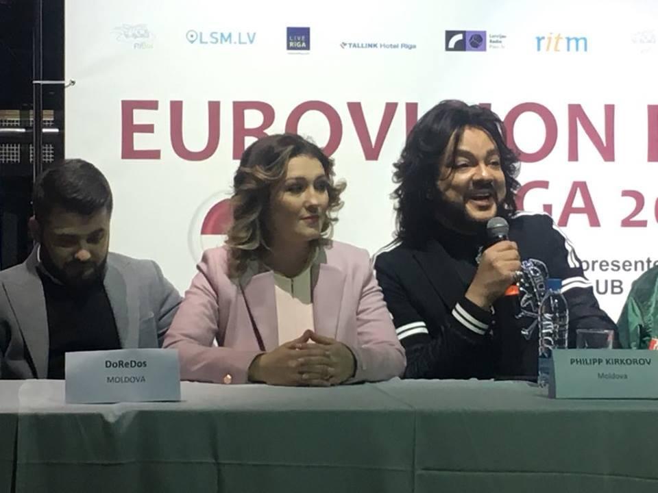 Филипп Киркоров отправился в грандиозный концертный тур по странам Прибалтики – часть 3.