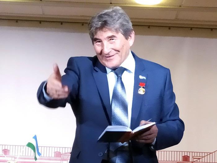 В Москве прошел творческий вечер Марселя Салимова