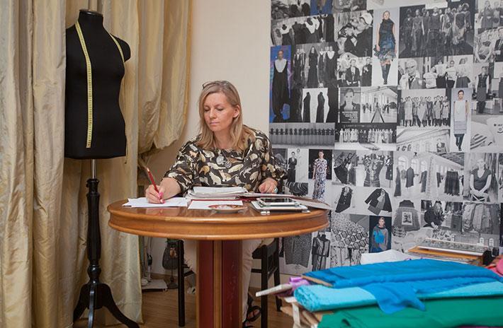 Париж с восторгом встретил новую коллекцию Виктории Андреяновой