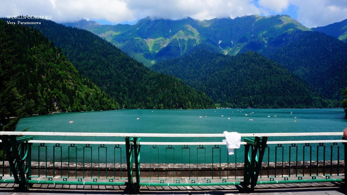 Гостеприимная и восхитительная Абхазия