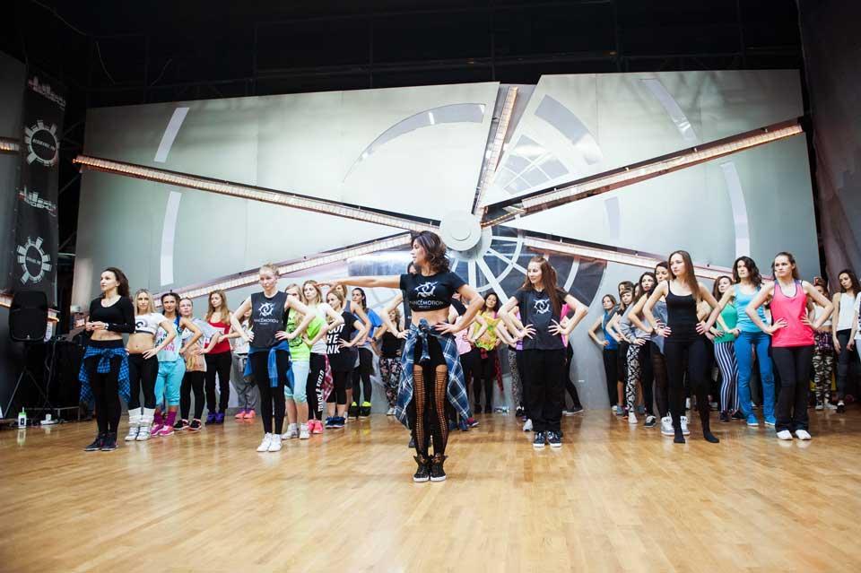 Звезды поддержали танцевальный марафон Ольги Березуцкой