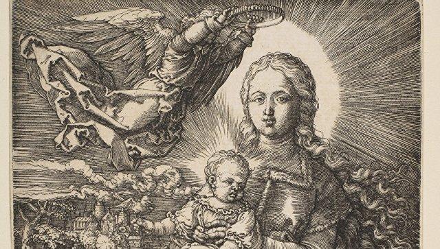 На блошином рынке во Франции обнаружили утерянную гравюру Дюрера XVI века