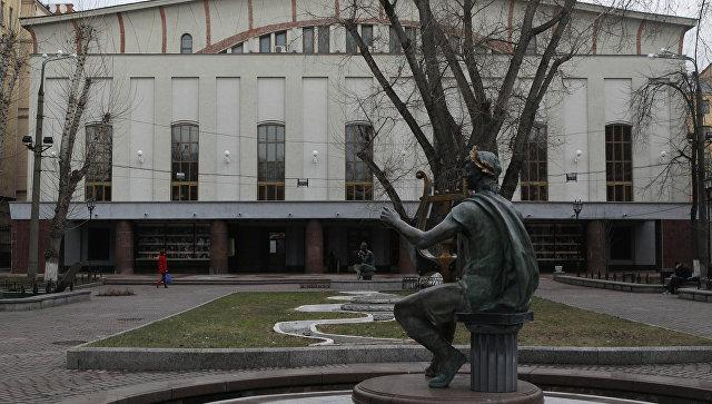 Мединский поздравил театр имени Моссовета с 95-летием
