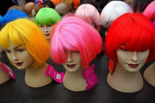 Ученые выявили 124 гена, которые определяют цвет волос