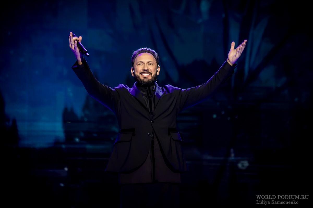Юбилейный концерт Стаса Михайлова в эфире Первого канала!
