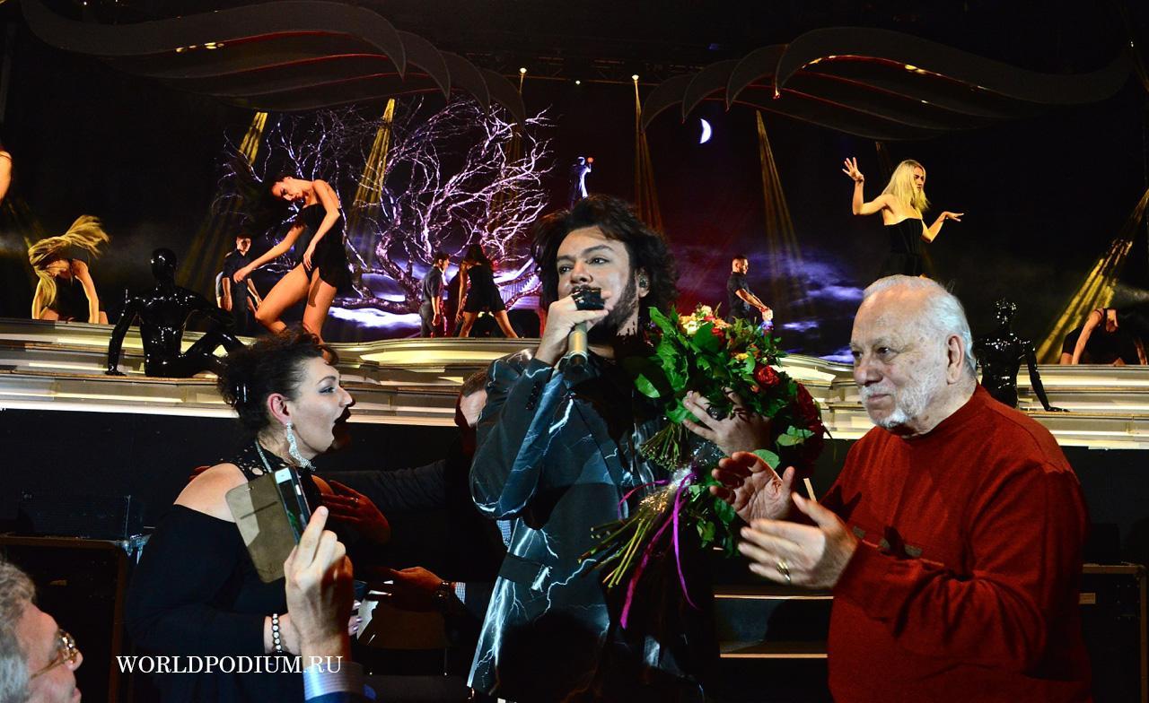 """Триумфальное шествие по Германии шоу """"Я"""": D?SSELDORF"""