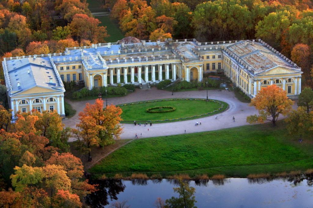 Культурный форум и Царское село показали ход реставрации интерьеров Александровского дворца