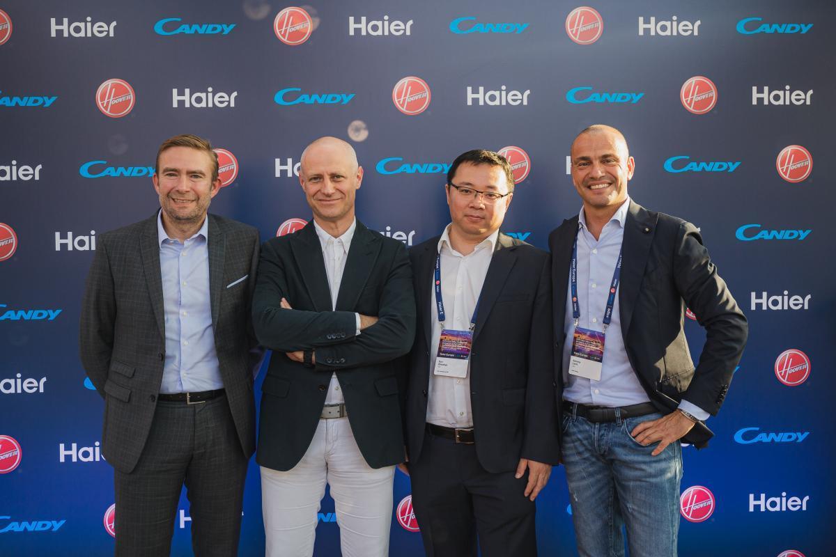 «Умная» бытовая техника: подразделение Candy Hoover Россия компании Haier Europe представляет продукты нового поколения
