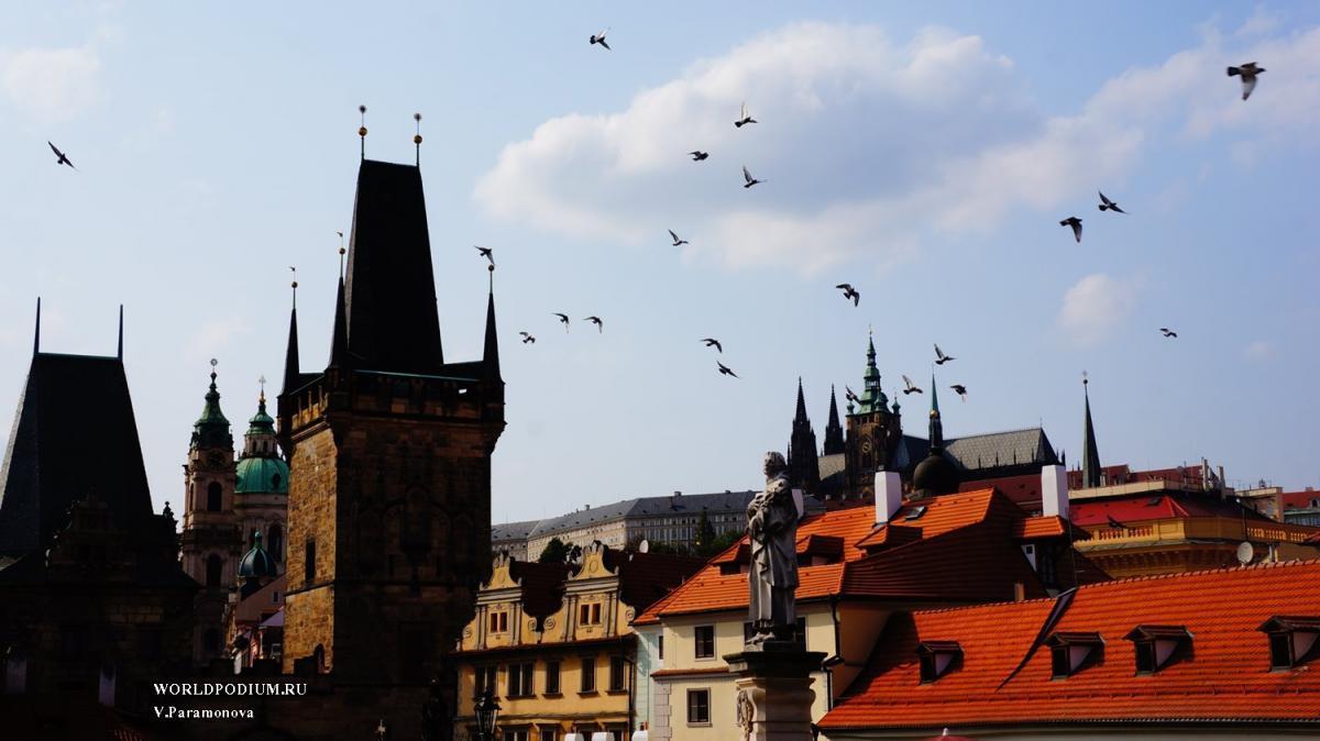 Таинственная Прага...