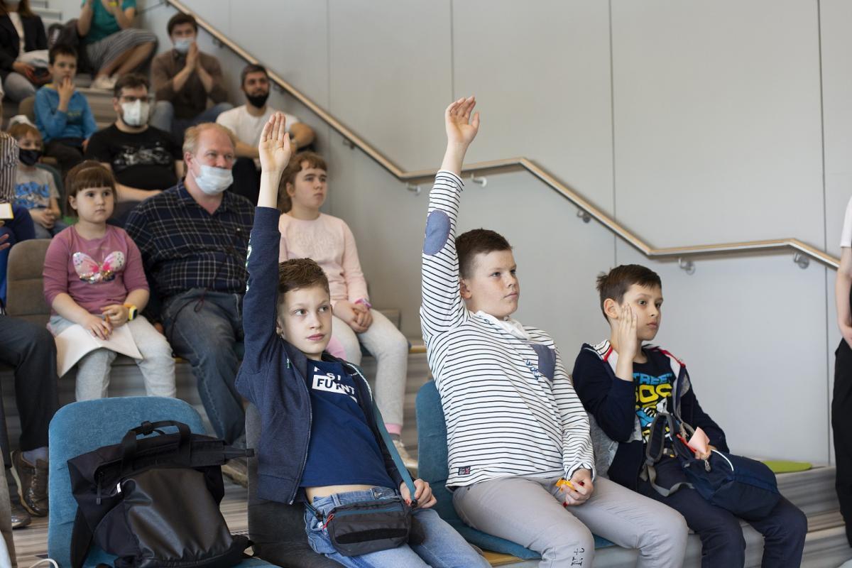 Политехнический музей проведет встречу «100 вопросов ученому»