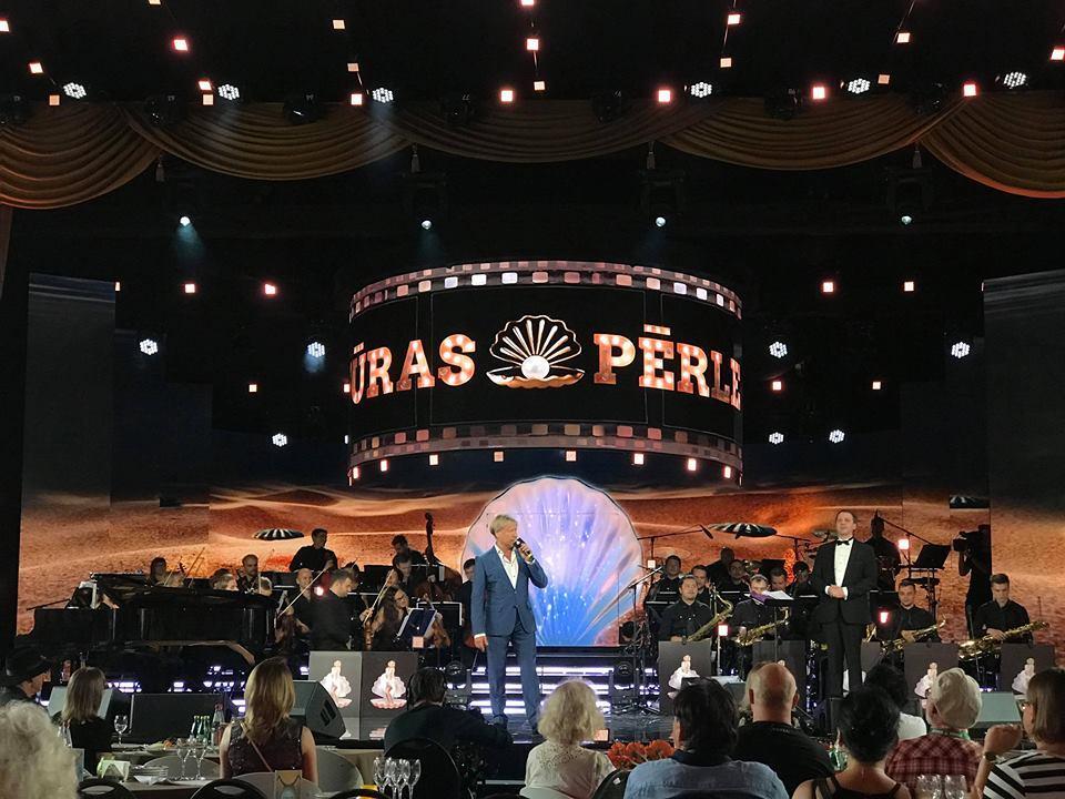 Международный фестиваль музыки, театра и кино «Jūras Pērle»– день второй