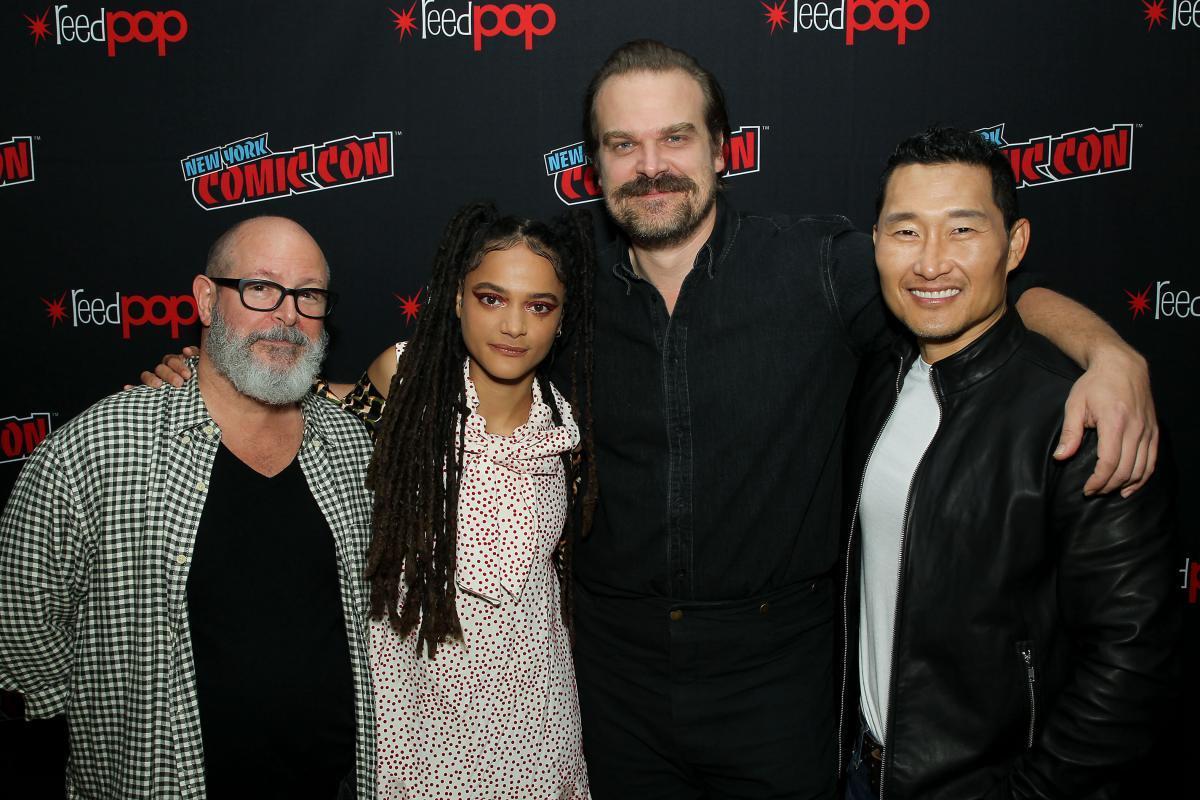 Премьера «Хеллбоя» на New York Comic Con