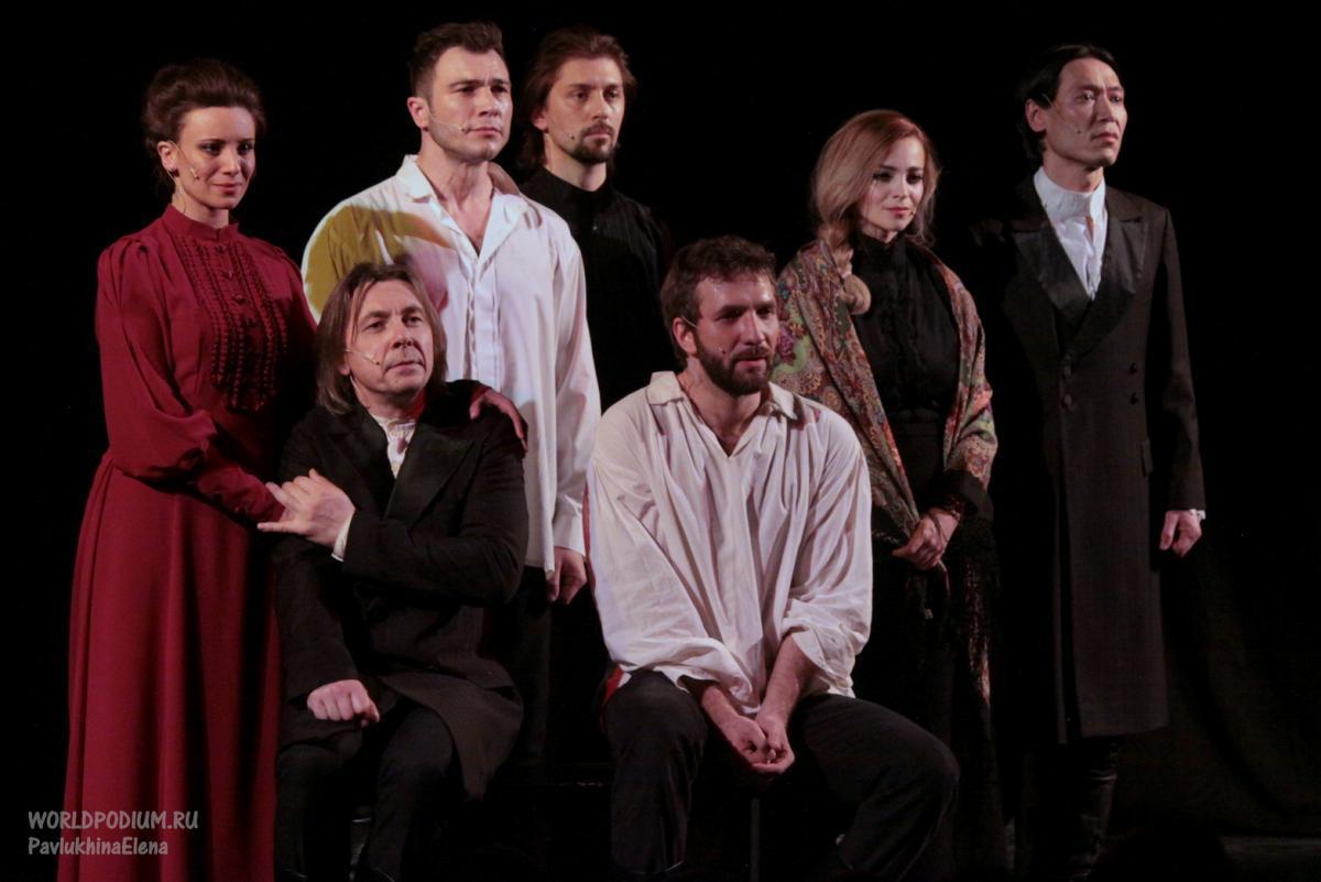 «Брат мой, я верю в доброе начало в твоём сердце и судить не смею!» - премьера рок-оперы «КарамазоВы»