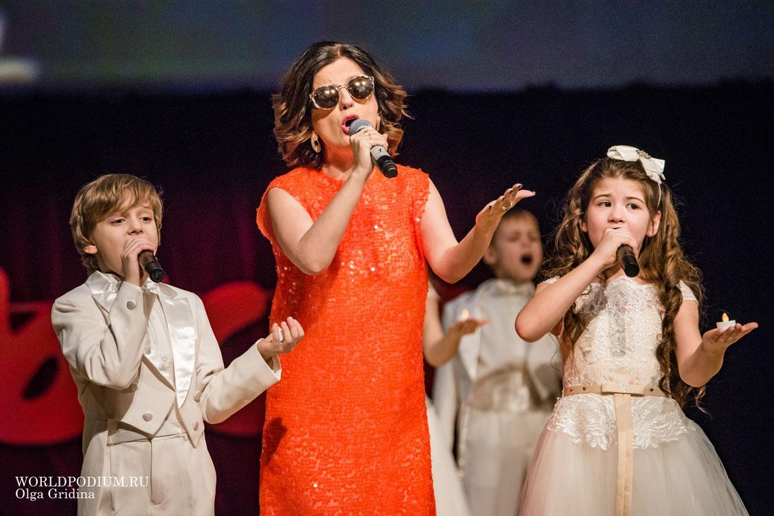 Шоу-программа «МАМПАПСЬЕ» Детского музыкального театра «Домисолька» отметила первый юбилей!
