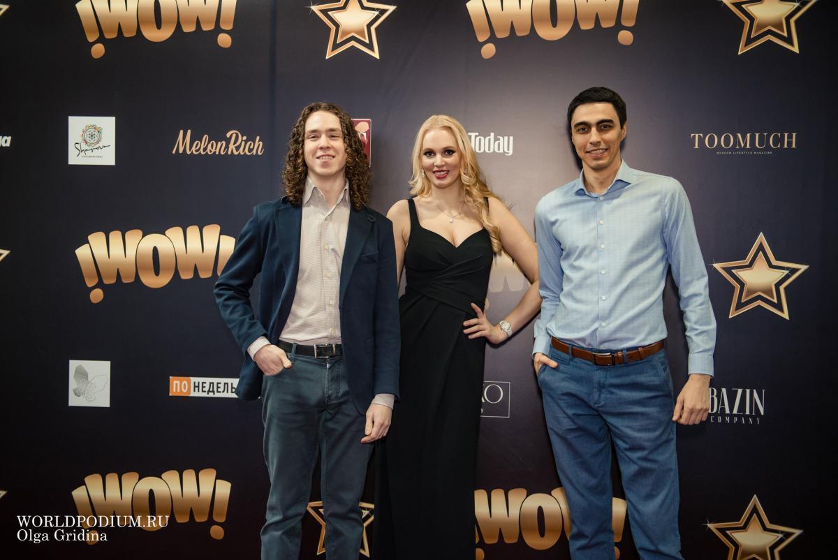 Премия WOW Sucssesful Awards прошла в Москве с большим успехом