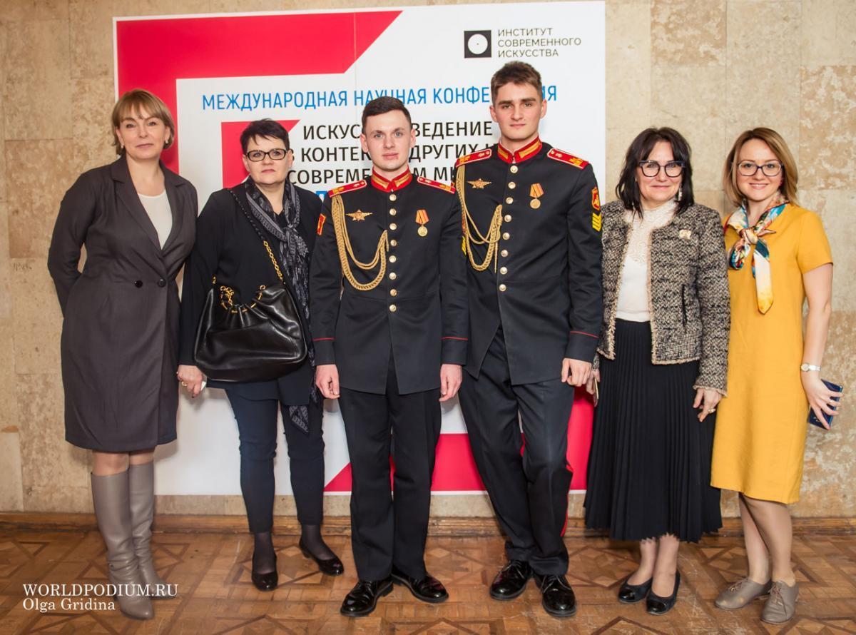 В Москве проходит международная научная конференция о связи искусства и здоровья нации