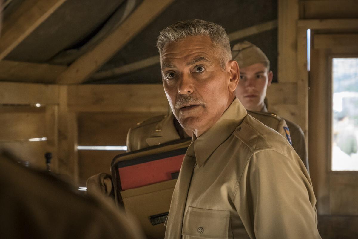 Джордж Клуни представляет: один из самых ожидаемых сериалов 2019 года «Уловка-22»