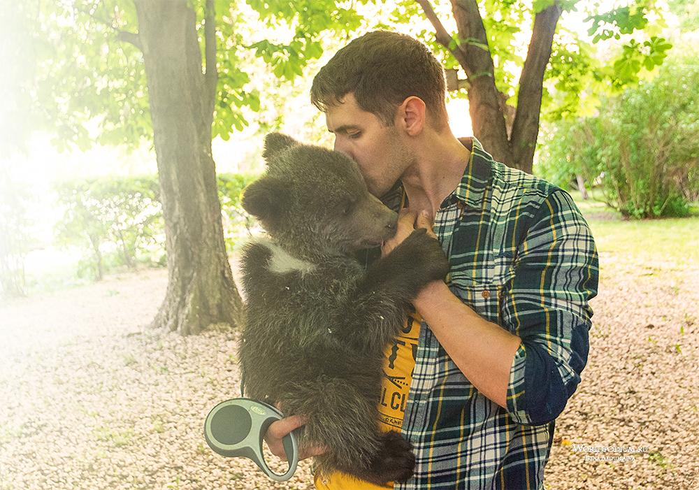 Артист цирка Олег Александров: «Секрет дрессировки – любовь к животным и профессии»