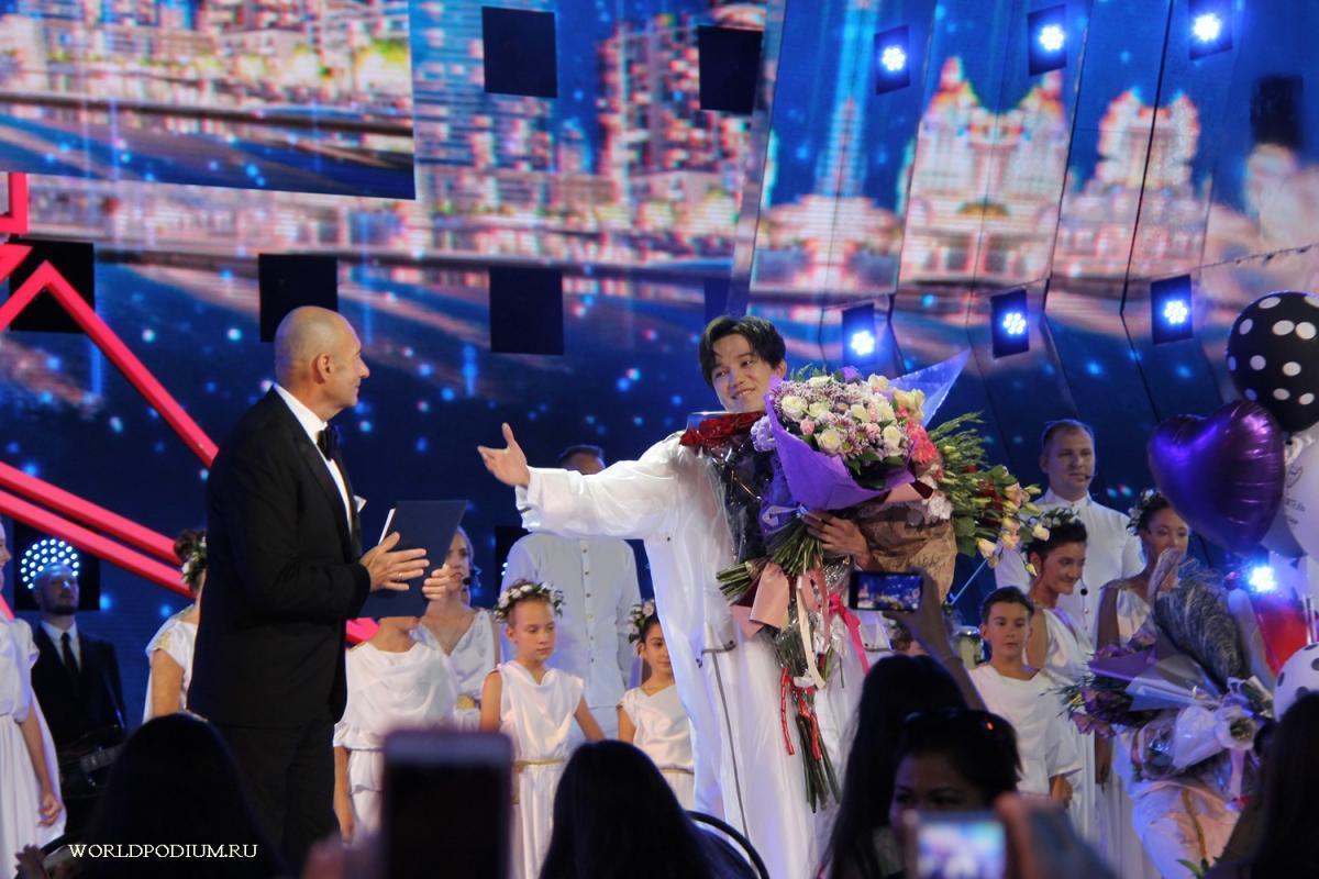 В России состоится первый стадионный концерт Димаша